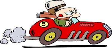blog is like a sports car