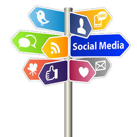 event promotion trade show leads into ROI social media