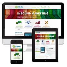 responsive web design vs mobile templates