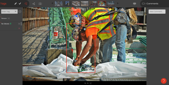 Smarvid.io construction software reduces jobsite risk with AI