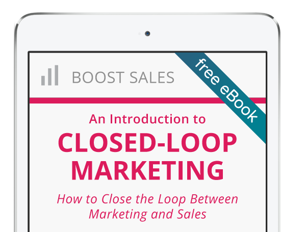 In Introduction to Closed-Loop Marketing