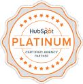 hubspot platinum certified agency