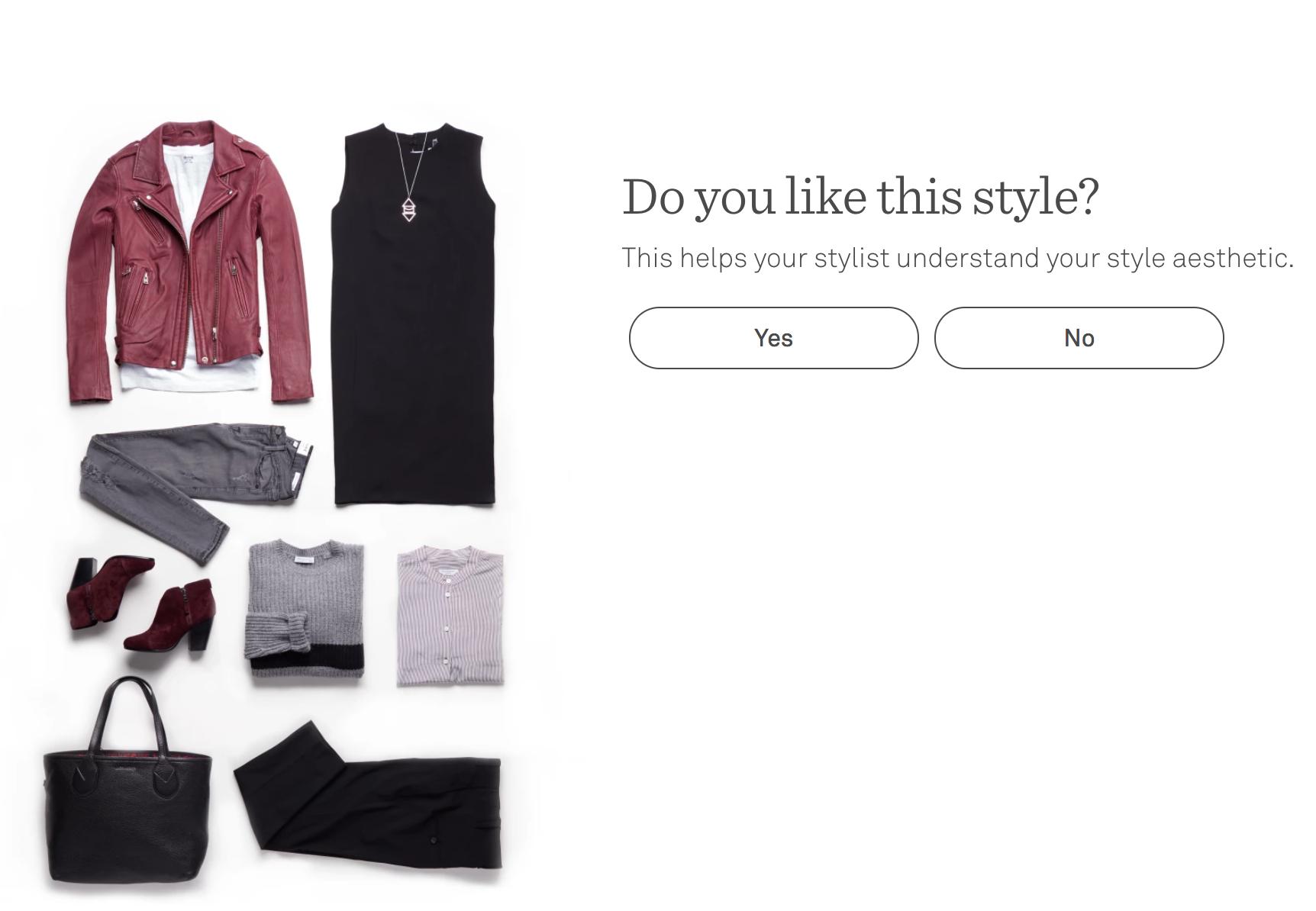 interactive content - questionnaire