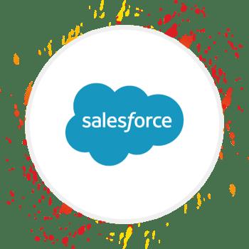 Salesforce CRM services