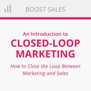 Closed-Loop Marketing eBook